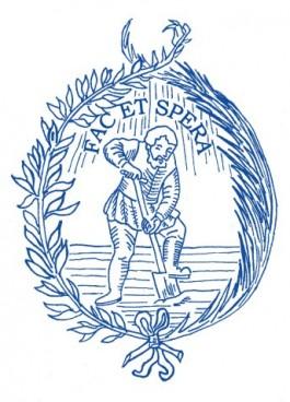 Logo van de Nederlandse Boekhistorische Vereniging