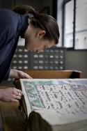 Antifonarium Tsgrooten, in bewaring bij de Universiteitsbibliotheek Gent
