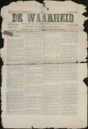 Krant De Waarheid, 1871