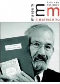 Logo Museum Meermanno | Foto man met boeken