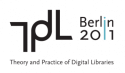 Logo conferentie Theory and Practice of Digital Libraries