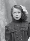 De 11-jarige Jeanne Mesdom (Ieper 1914)