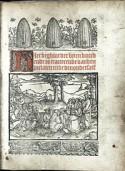 Boekillustratie ten tijde van Lucas van Leyden