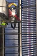 Taperobot in het digitaal depot van de KB