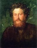Portret William Morris