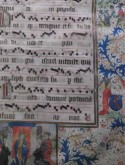 Muziekhandschrift tentoonstelling Goddelijke klanken