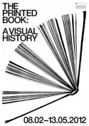 Affiche tentoonstelling 'The printed book: a visual history'
