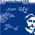 Logo 'Maeterlinck 100 jaar'