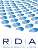 RDA - Resource Description and Access