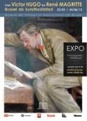 Affiche tentoonstelling 'Van Victor Hugo tot René Magritte'