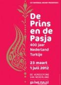 Affiche tentoonstelling 'De Prins en de Pasja'