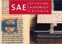 Logo Stichting Academisch Erfgoed
