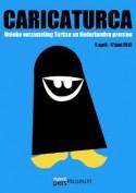 Affiche tentoonstelling 'Caricaturca'
