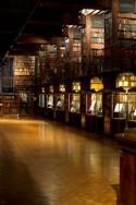 Nottebohmzaal in de Erfgoedbibliotheek Hendrik Conscience