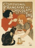 Affiche van Théophile Alexandre Steinlen