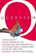 Cover van 'Queeste. Journal of medieval literature in the Low Countries'