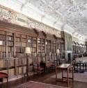 Bibliotheek van Blickling Hall