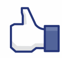 Facebook Like-icoon