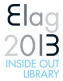 Logo ELAG 2013 Inside Out Library