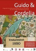 Affiche tentoonstelling Guido & Cordelia