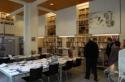 Leeszaal Campusbibliotheek Mutsaard