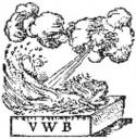 Logo Vlaamse Werkgroep boekgeschiedenis