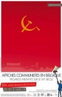 Affiche tentoonstelling 'Communistische affiches in België'