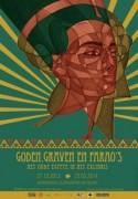Affiche tentoonstelling 'Goden, graven en farao's'