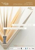 Affiche van de tentoonstelling 'Belgische schrijvers in boek en band'