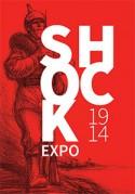 Affiche tentoonstelling 'SHOCK! 1914'