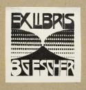Ex-libris van Escher
