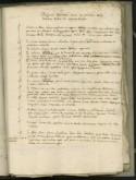 Ontwerp van Balthasar Moretus voor het drukken van een nieuwe polyglotbijbel