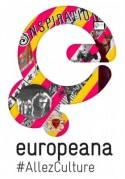 Logo Europeana #AllezCulture