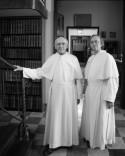Tentoonstelling 'Sprekende portretten van klooster- en abdijbibliothecarissen'