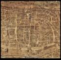 Bononiensis, plan van Antwerpen (detail)