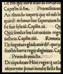 Augustinus - De civitate Dei, 1467