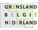 Logo van de tentoonstelling Grensland
