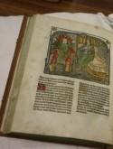 Verso-pagina van het Verhaal van de mooie Melusine van Jean d'Arras