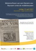 Affiche Reynaertcolloquium