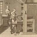 Denis Diderot: Encyclopédie. Recueil des planches, tome 7. EHC A 21