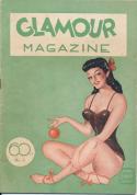 Cover van Glamour magazine