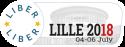 Logo van de Liber conferentie 2018