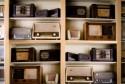 Afbeelding van vintage audiosystemen