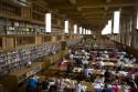 De leeszaal van de Universiteitsbibliotheek Leuven