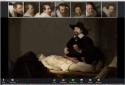 Grappige bewerking van 'De anatomische les van dr. Tulp' (Rembrandt) als webinar
