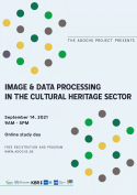 Poster Image & Data Processing in the Cultural Heritage Sector