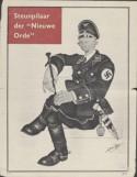Propagandablad uit Tweede Wereldoorlog