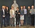 Deelnemers aan de oprichtingsbijeenkomst van de CCDD