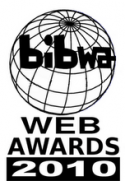 Logo Bib Web Awards 2010