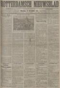 Rotterdams Nieuwsblad van 29 november 1915